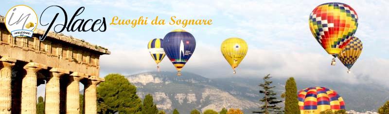 Paestum Balloon Festival Visitare Campania