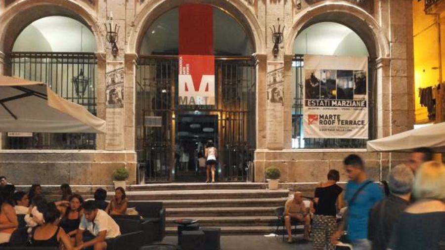 MARTE Mediateca cava de tirreni