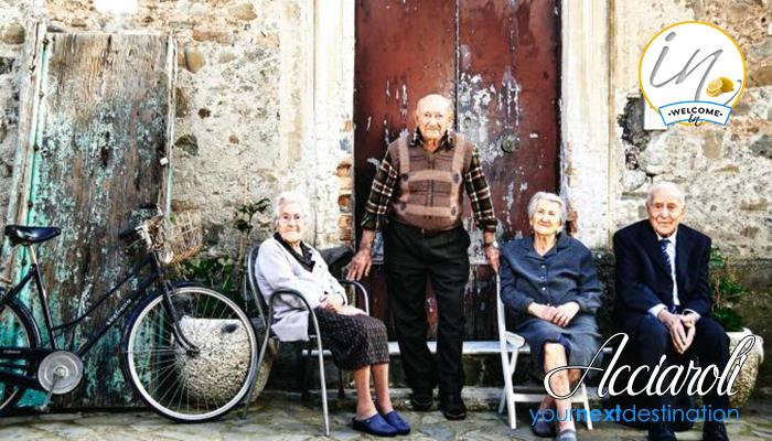 ACCIAROLI CILENTO COAST acciaroli dieta mediterranea anziani centenari