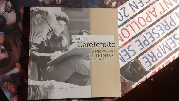 Libro Mario Carotenuto Il Presepe Dipinto