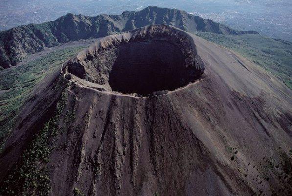 Vesuvio e La Valle dell'Inferno Trekking Campania