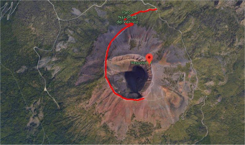 Vesuvio e la Valle dell'Inferno Trekking