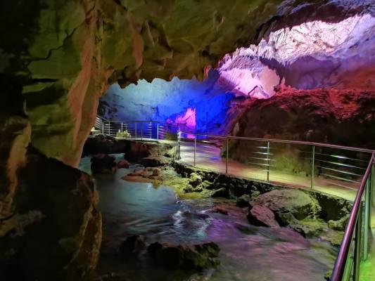 Grotte di Pertosa Biglietti Visita