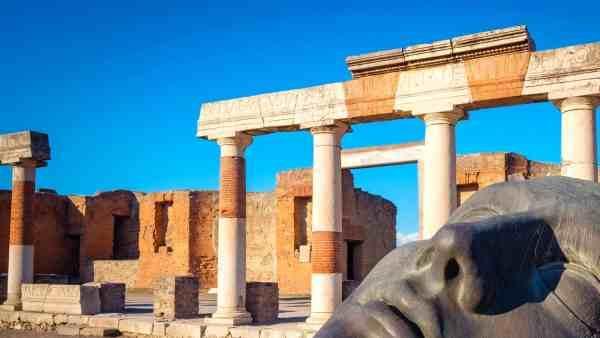 Tour in Campania Pompei