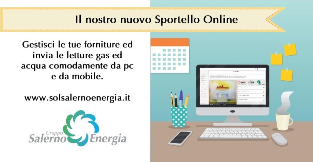 Salerno Sistemi Spa Sportello Online