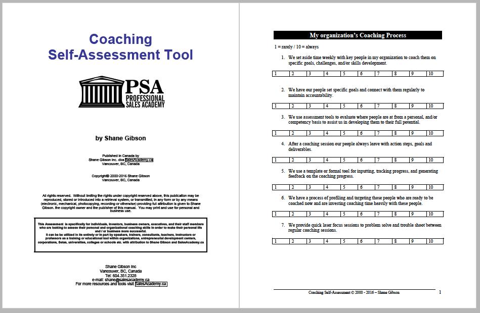 Organizational Assessment Template - Resume Template Sample