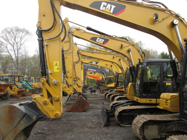 Auction - Heavy Equipment Fleet Vehicles Trucks