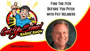 Pat Helmers Sales PodcST