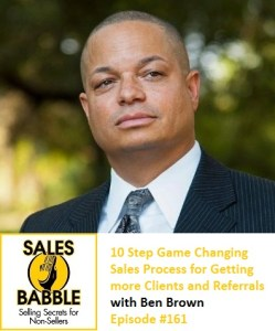 Ben Brown Sales Author and Coach
