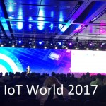 IoT World 2017 Sales Babble