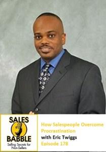 eric twiggs sales babble