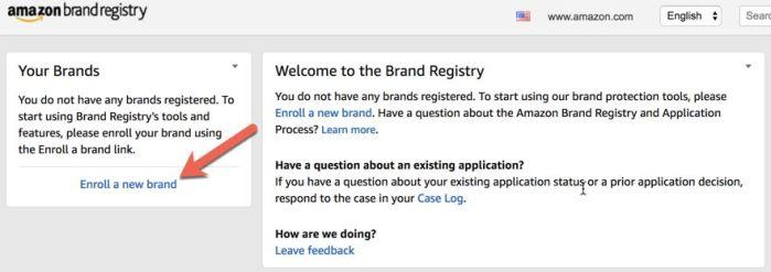 amazon brand registry uk