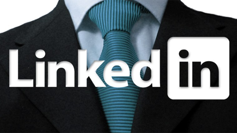 LinkedIn Logo create a powerful linkedin profile