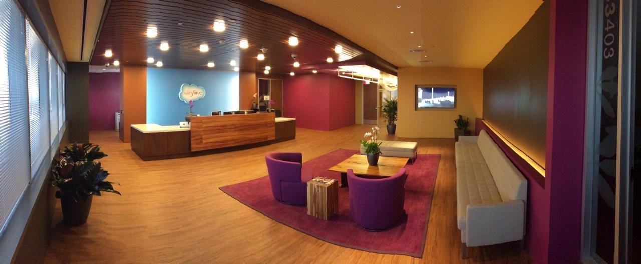Sneak A Peek At S New Atlanta Office