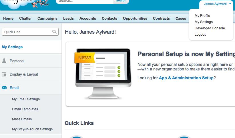 Creating Email Templates Salesforce Ben