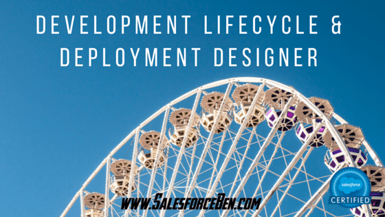 Development Lifecycle & Deployment Designer