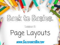 Back to Basics: Page Layouts
