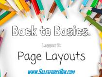 Back to Basics: Page Layouts