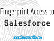 Lightning Login – Fingerprint Access to Salesforce