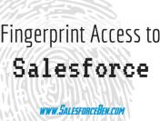 Lightning Login – Fingerprint Access to Salesforce
