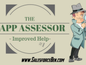 The App Assessor – Improved Help
