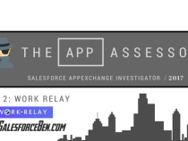 The AppAssessor #2: Work Relay