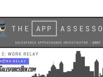 The AppAssessor #2: Work Relay