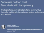 Salesforce Trust Notifications – Get Notified When It Matters