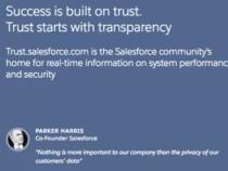 Salesforce Trust Notifications – Get Notified When It Matters