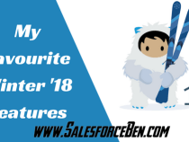 My Favourite Winter '18 Features