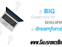 3 Big Questions for Developers at Dreamforce '17