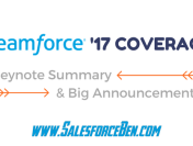 Dreamforce 2017: Keynote Summary & Big Announcements