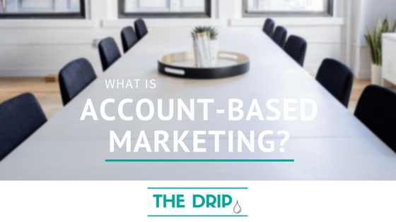Account Based Marketing (ABM), Is A B2B Marketing Strategy That Takes An  Account (prospect Or Customer) And Views It As A Market In Its Own Right.