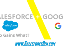 Salesforce & Google Partnership: Who Gains What?