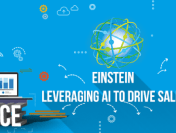 How Einstein is a giant leap for Salesforce, and why Sales will never be the same again!