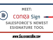 Meet Conga Sign – Salesforce's Newest eSignature Tool