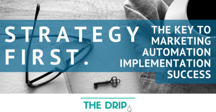 Strategy First: the Key to Successful Marketing Automation Implementation