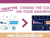 Get Creative – Change the Colors on your Dashboard!
