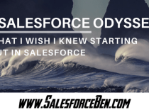 What I Wish I Knew Starting Out In Salesforce