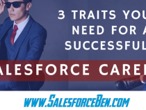 3 Traits You Need For a Successful Salesforce Career