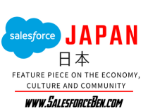 Salesforce Japan! Feature Piece on the Economy, Culture and Community