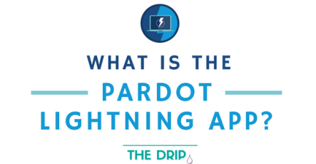 What is the Pardot Lightning App?