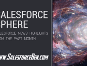 Salesforce Sphere Top Posts Round-up: August Edition