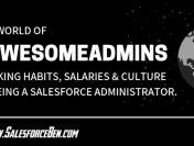 The World of #AwesomeAdmins – Working Habits, Salaries and the Culture of Being a Salesforce Administrator