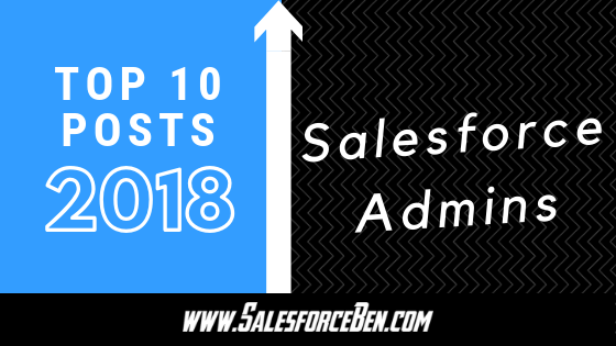 Top 10 Posts of 2018: Admin Edition