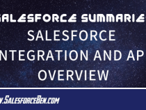 Salesforce Summary – Salesforce Integration and API Overview