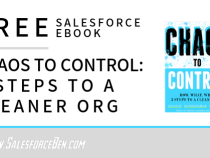 Free Salesforce Book – 3 Steps to a Cleaner Org