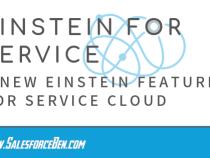 Einstein for Service: 4 New Salesforce Einstein Features for Service Cloud