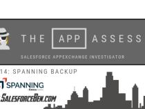 The AppAssessor #14: Spanning Backup