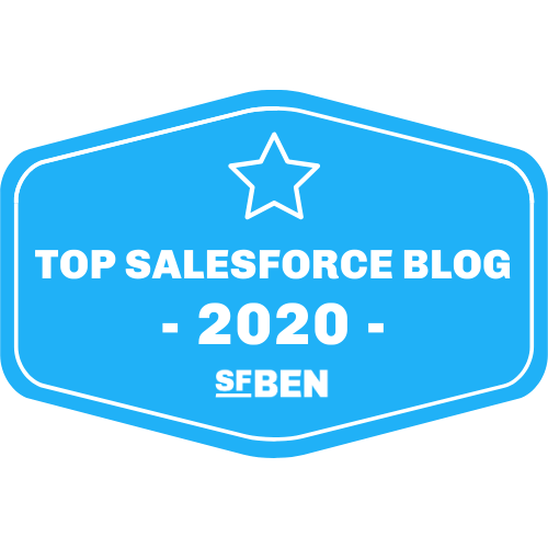 Top Salesforce Developer Blog of 2020